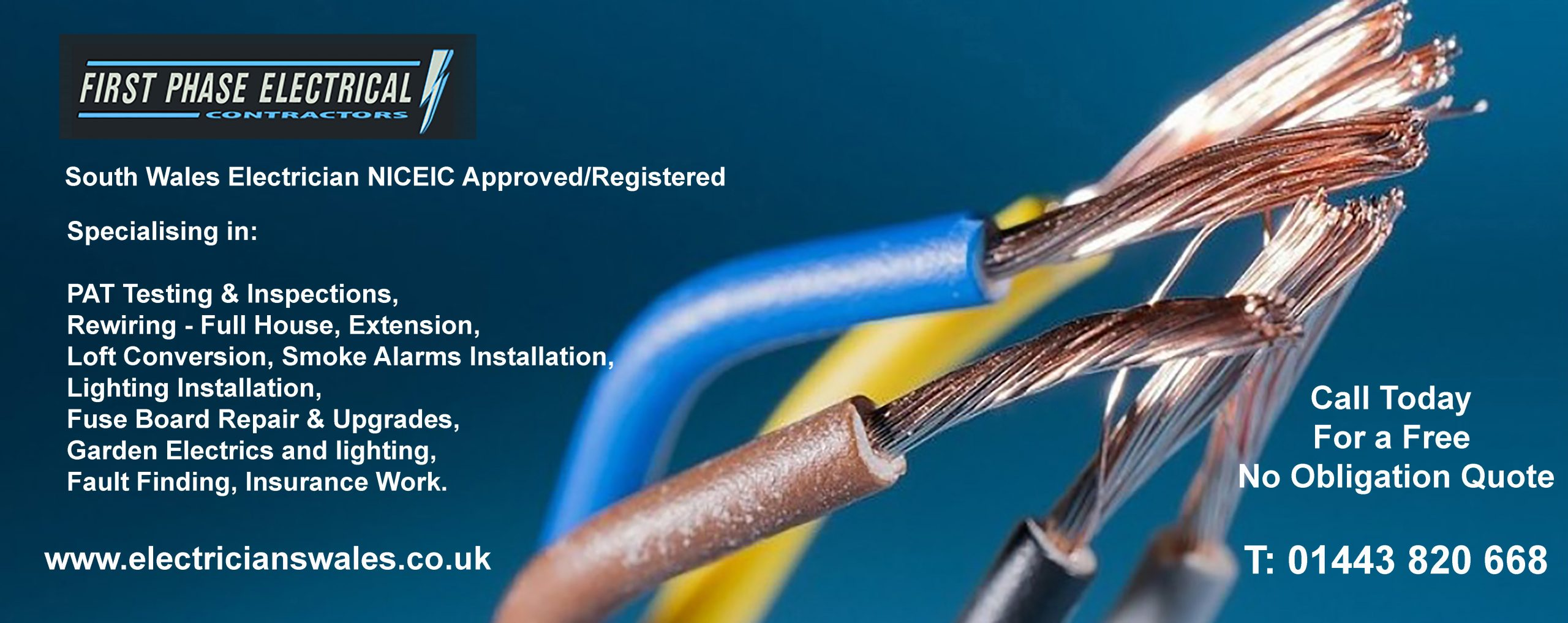 Electrician Wales